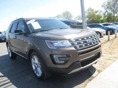2016 Ford Explorer for sale at Quick Auto Sales in Modesto CA