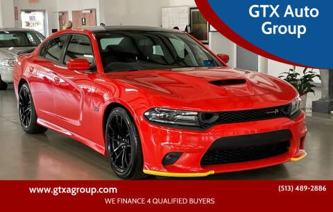 2020 Dodge Charger for sale at GTX Auto Group in West Chester OH