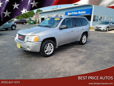 2008 GMC Envoy for sale at Best Price Autos in Two Rivers WI