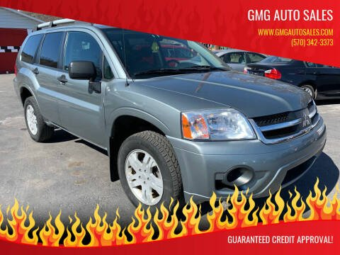 2008 Mitsubishi Endeavor for sale at GMG AUTO SALES in Scranton PA