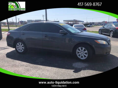 2008 Toyota Camry for sale at Auto Liquidation in Springfiled MO