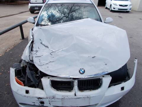 2008 BMW 3 Series for sale at ACH AutoHaus in Dallas TX