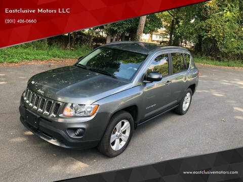 2011 Jeep Compass for sale at Eastclusive Motors LLC in Hasbrouck Heights NJ