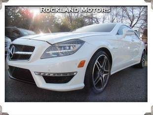 2012 Mercedes-Benz CLS for sale at Rockland Automall - Rockland Motors in West Nyack NY
