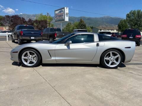 2005 Chevrolet Corvette for sale at Haacke Motors in Layton UT