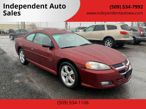 2004 Dodge Stratus for sale at Independent Auto Sales #2 in Spokane WA