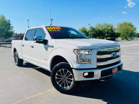 2015 Ford F-150 for sale at Bargain Auto Sales LLC in Garden City ID
