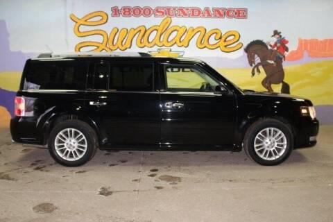 2018 Ford Flex for sale at Sundance Chevrolet in Grand Ledge MI