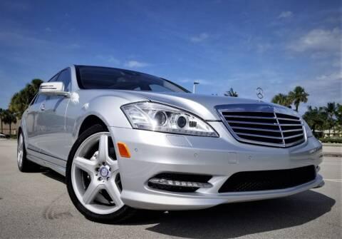 2011 Mercedes-Benz S-Class for sale at Progressive Motors in Pompano Beach FL