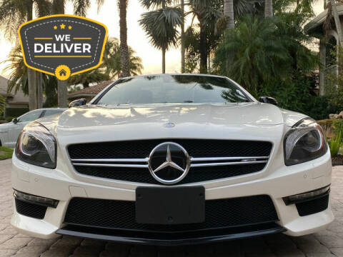 2016 Mercedes-Benz SL-Class for sale at MD Euro Auto Sales LLC in Hasbrouck Heights NJ