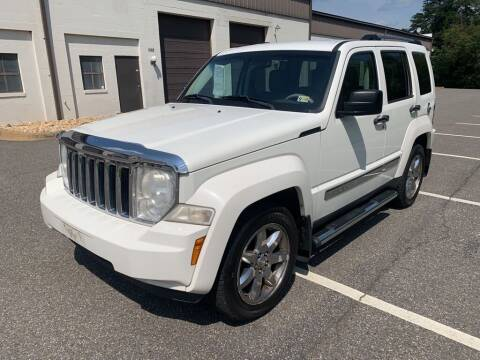 2008 Jeep Liberty for sale at Auto Land Inc - Autoland of Thornburg in Spotsylvania VA