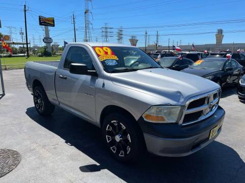 2009 Dodge Ram Pickup 1500 for sale at Texas 1 Auto Finance in Kemah TX