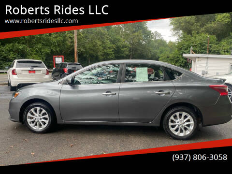 2017 Nissan Sentra for sale at Roberts Rides LLC in Franklin OH