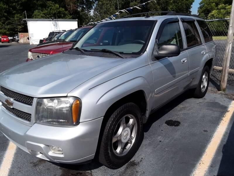 2009 Chevrolet TrailBlazer for sale at A-1 Auto Sales in Anderson SC