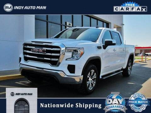 2019 GMC Sierra 1500 for sale at INDY AUTO MAN in Indianapolis IN