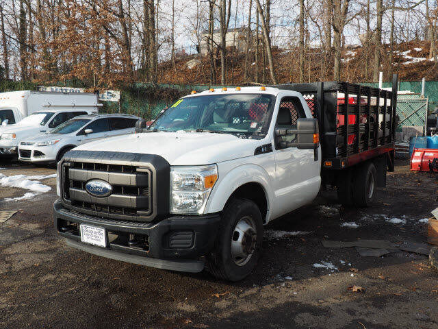 2011 Ford F-350 Super Duty for sale at Scheuer Motor Sales INC in Elmwood Park NJ