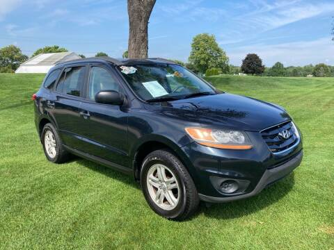 2010 Hyundai Santa Fe for sale at Good Value Cars Inc in Norristown PA