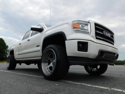 2015 GMC Sierra 1500 for sale at Used Cars For Sale in Kernersville NC