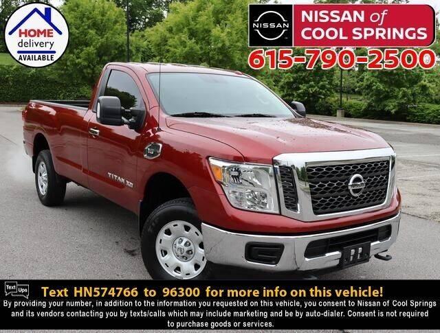 2017 Nissan Titan XD for sale in Franklin, TN