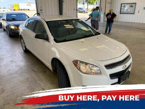 2009 Chevrolet Malibu for sale at Government Fleet Sales - Buy Here Pay Here in Kansas City MO