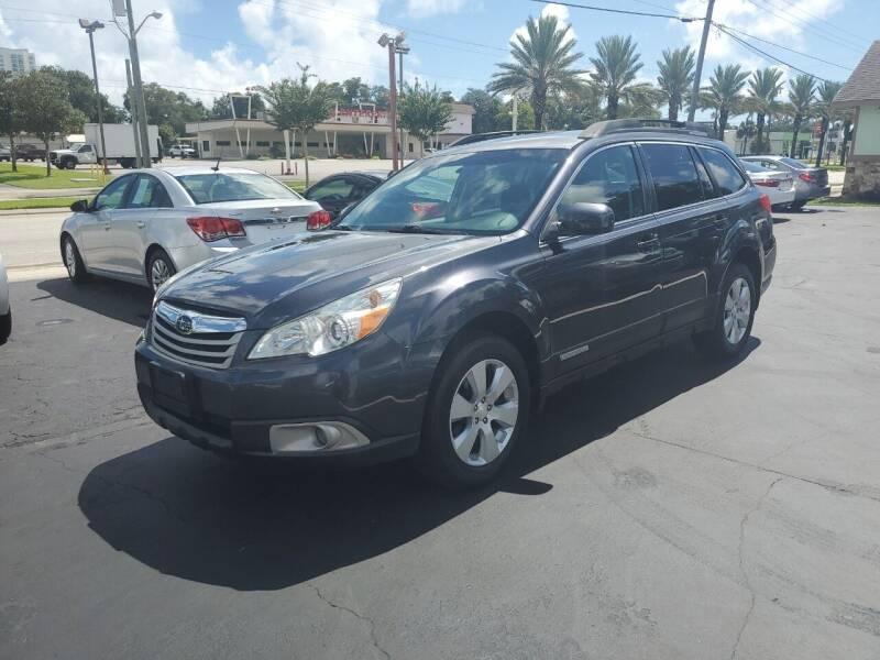 2011 Subaru Outback for sale at Riviera Auto Sales South in Daytona Beach FL