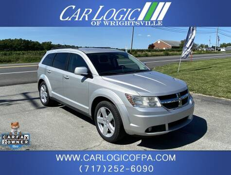 2010 Dodge Journey for sale at Car Logic in Wrightsville PA