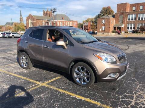 2013 Buick Encore for sale at DC Auto Sales Inc in Saint Louis MO