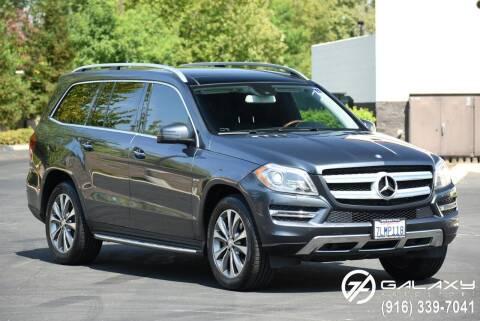2015 Mercedes-Benz GL-Class for sale at Galaxy Autosport in Sacramento CA