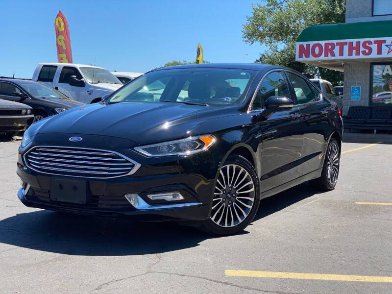 2017 Ford Fusion for sale in Ham Lake, MN