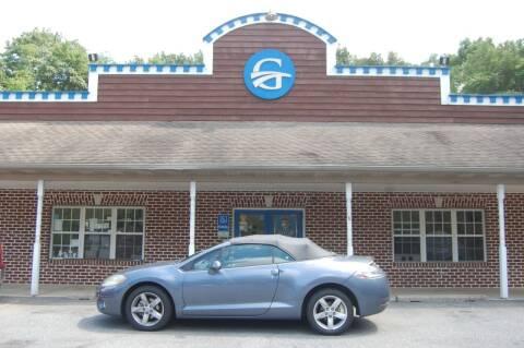 2007 Mitsubishi Eclipse Spyder for sale at Gardner Motors in Elizabethtown PA
