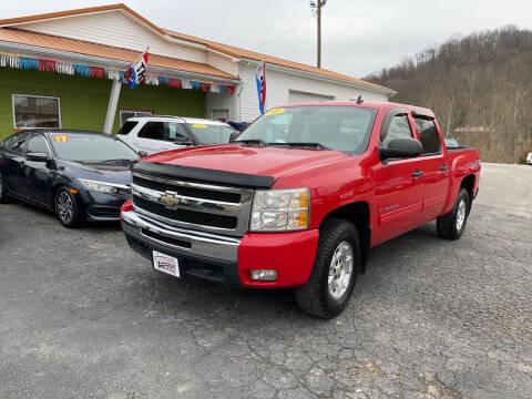 2011 Chevrolet Silverado 1500 for sale at PIONEER USED AUTOS & RV SALES in Lavalette WV