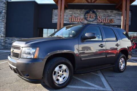 2010 Chevrolet Tahoe for sale at JW Auto Sales LLC in Harrisonburg VA