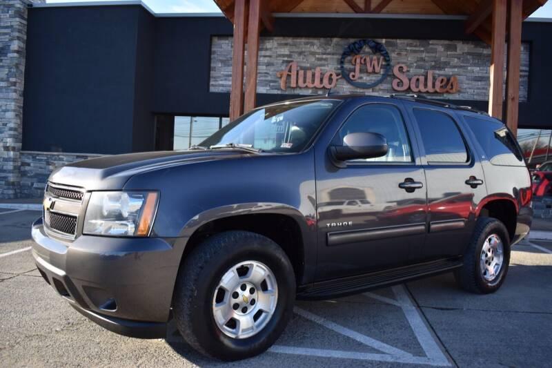 2010 Chevrolet Tahoe for sale at JW Auto Sales LLC in Harrisonburg VA