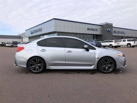 2017 Subaru WRX for sale at Schulte Subaru in Sioux Falls SD