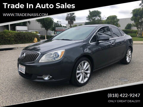 2012 Buick Verano for sale at Trade In Auto Sales in Van Nuys CA