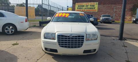 2005 Chrysler 300 for sale at Frankies Auto Sales in Detroit MI