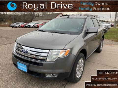 2010 Ford Edge for sale at Royal Drive in Newport MN