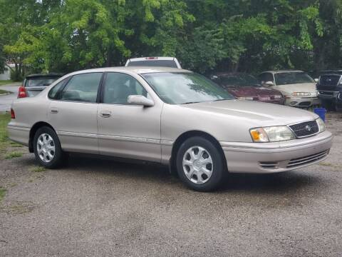 1998 Toyota Avalon for sale at Superior Auto Sales in Miamisburg OH