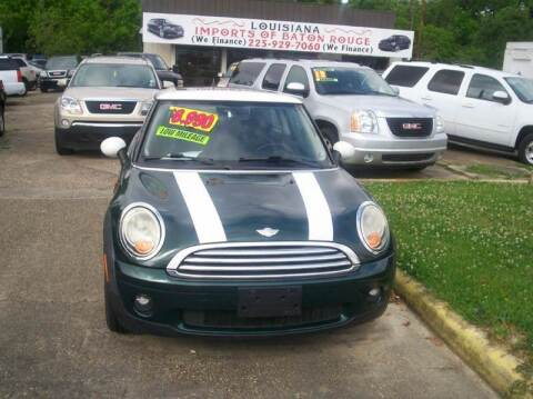 2010 MINI Cooper for sale at Louisiana Imports in Baton Rouge LA