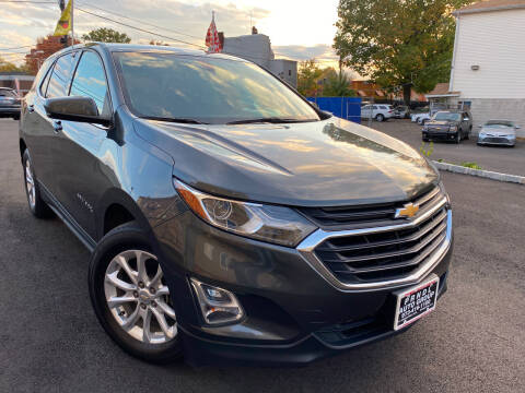 2018 Chevrolet Equinox for sale at PRNDL Auto Group in Irvington NJ