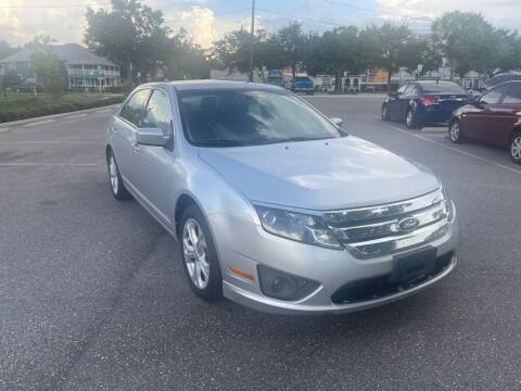 2012 Ford Fusion for sale at Carlando in Lakeland FL