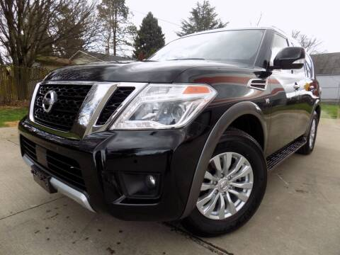 2019 Nissan Armada for sale at A1 Group Inc in Portland OR