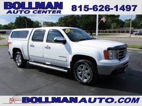 2013 GMC Sierra 1500 for sale at Bollman Auto Center in Rock Falls IL