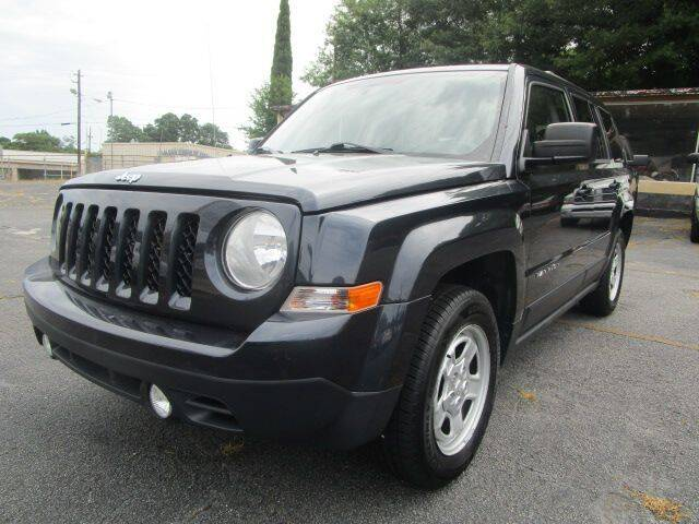 2014 Jeep Patriot for sale at Lewis Page Auto Brokers in Gainesville GA