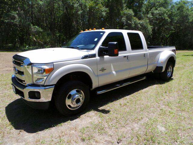 2016 Ford F-350 Super Duty for sale at TIMBERLAND FORD in Perry FL