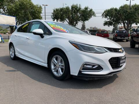 2017 Chevrolet Cruze for sale at 5 Star Auto Sales in Modesto CA