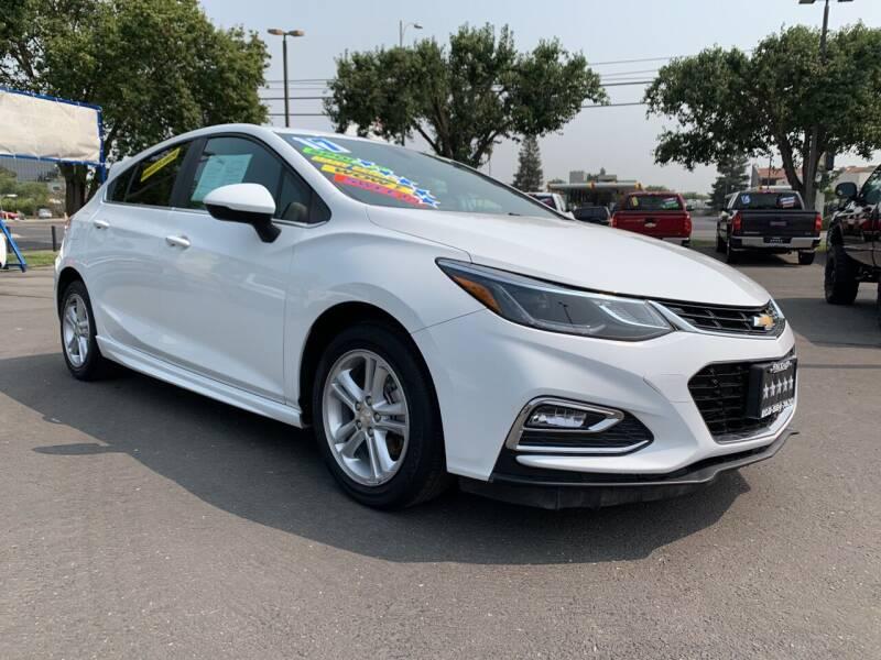 2017 Chevrolet Cruze for sale at 5 Star Auto Sales in Modesto CA