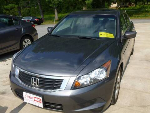 2009 Honda Accord for sale at Ed Steibel Imports in Shelby NC