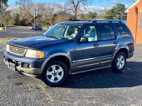 2003 Ford Explorer for sale at Carland Auto Sales INC. in Portsmouth VA