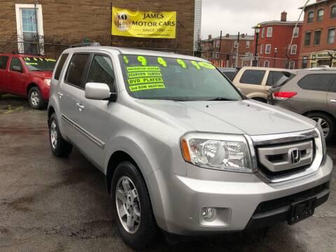 2011 Honda Pilot for sale at James Motor Cars in Hartford CT